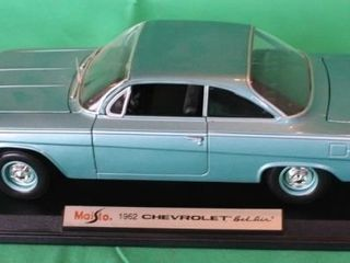1962 Chevy Bel Air  1 18 Scale