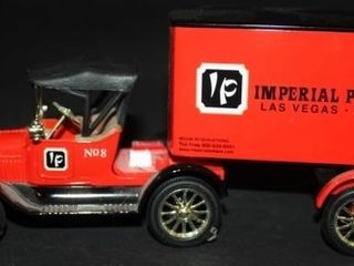 1918 Ford Model T Runabout w Trailer 1 24 Scale