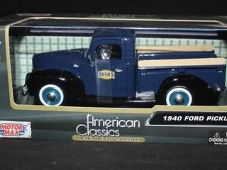 1940 Ford Pickup Bush s Best 1 24 Scale