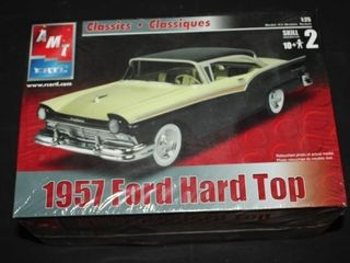 1957 Ford Hard Top 1 25 Scale