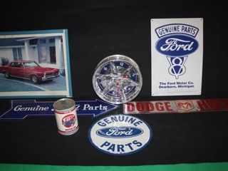 Ford  Dodge   Shelby Collectibles