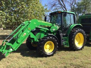 LARGE Farm Auction: Tractors, ATVs, Trls, Vehicles, Cattle/Farm Equip, Feeders, Cattle Panels/Gates