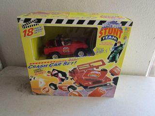 CRASH CAR SET