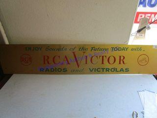 RCA SIGN