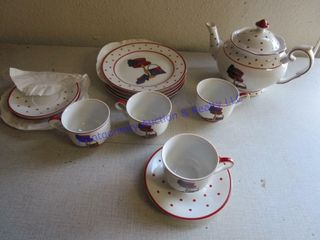 RED HAT DISHES