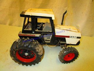CASE TOY TRACTOR
