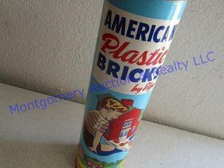 AMERICAN PlASTIC BRICKS