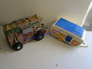 WEEBlES AND TMNT TOYS