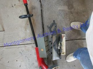 WEED EATER SAW