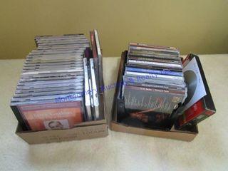2 BOXES CDS