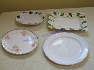 PlATTERS SERVING DISHES