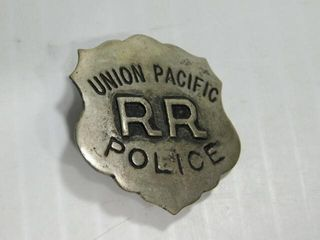 Union Pacific Badge