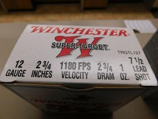 Winchester 12g 7   7 5 50rds
