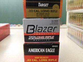 Federal  Blazer  Winchester 22lR