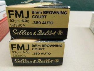 Seller   Bellot 9mm 92gr 100rds