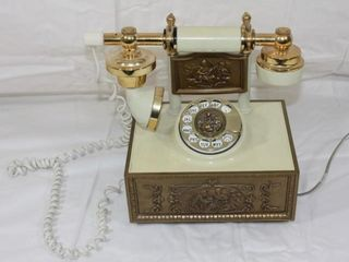 French Style Rotary Phone
