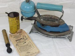 1930 s Coleman Self Heating Iron