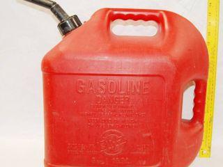 Blitz  5 Gallon Gasoline Holder