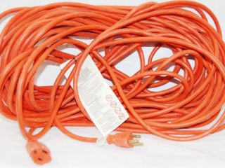 Yellow Extension Cord  125V