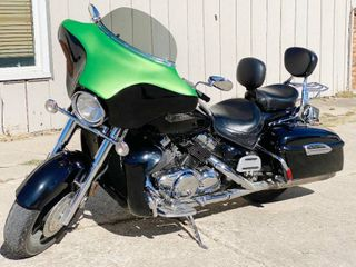 MOTORCYClE   2006 YAMAHA ROYAl STAR TOUR DElUXE   1300cc   ClEAN  ClEAR  KS TITlE   VIDEOS