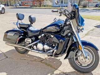 MOTORCYClE   2006 Yamaha ROYAl STAR TOUR DElUXE   1300cc   Clean KS Title   VIDEOS  low Reserve   PAID OVER  6 000 A FEW YEARS AGO