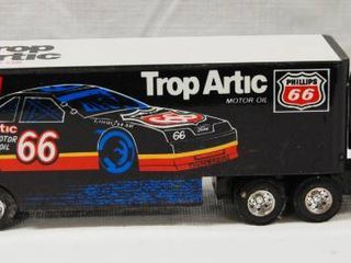 Semi Truck  Phillips 66  Racing Team