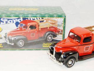 Phillip 66  1940 Ford Pickup Truck   Die Cast Metal  w  Original Box