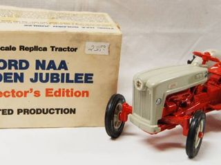 Ford NAA Golden Jubilee Collectors Edition Tractor  with Original Box