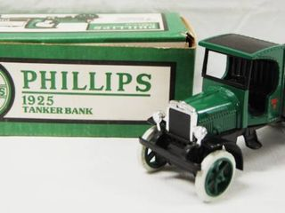 Campbell s Pork and Beans Vintage Coin Bank  Die Cast Metal