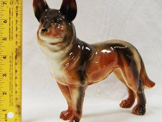 German Shepherd Collectible Figurine