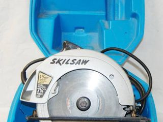 SKIlSAW 71 4  Model   936 Power Saw  w  Hard Case