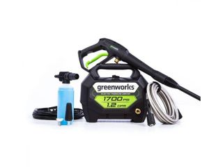 Greenworks 1700 PSI 1 2 GPM Cold Water Electric Pressure Washer