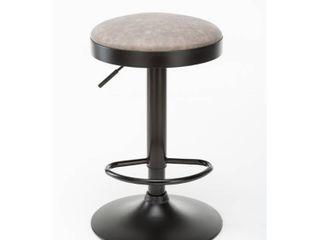 Copley Adjustable Backless Counter Stool TAUPE