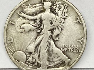 1936 liberty Silver Half Dollar Coin