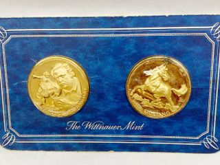 Frederick Remington Coin Set