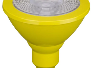 Flood spot 40 light Bulb  Yellow