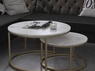 Amelia Nesting Coffee Tables