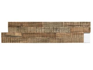 Aspect Peel n Stick Wood 6 5 x 24  Tile 5 pack Petrified Forest  approx  5 sq ft