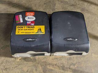 Marathon Paper Towel Dispensers
