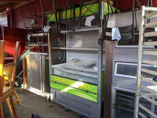 Ojeda Alpa 120 G2 Open Air Merchandiser Cooler