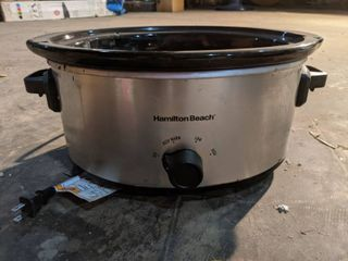 Hamilton Beach Crock Pot 33665