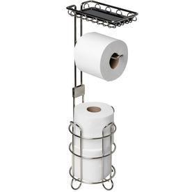 Giagni Toilet Tissue Tower w  Phone Holder
