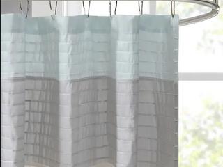 Copper Grove Kiston Polyester Shower Curtain