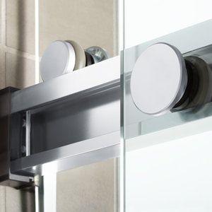 Kohler Sliding Shower   Bath Doors Instalation Kit