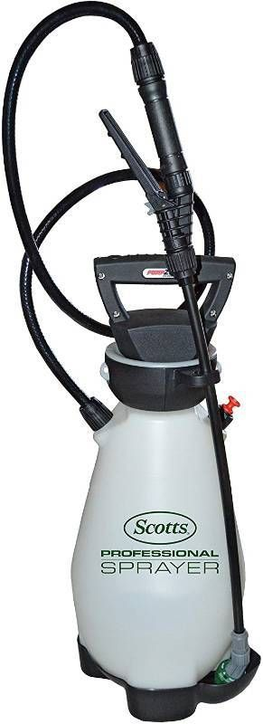 Fountainhead Burgess Prod 190567 Zero Pump Commercial Grade Garden Sprayer  Battery Operated  2 Gallons   Quantity 1