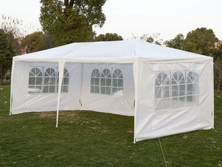 10x20 30 ft Upgrade Spiral Interface Wedding Party Canopy Tent   Retail 109 49