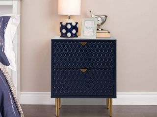 Fully Assembly Side Table With Storage  Retail 239 49