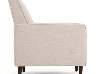 Strick   Bolton Simone Mid Century Recliner Club Chair Set   Retail 682 49