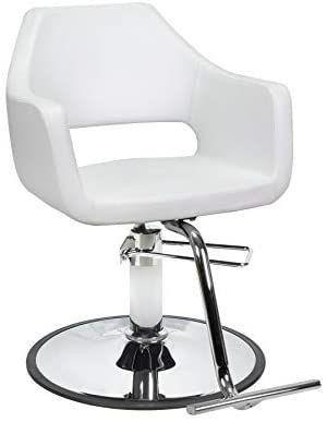 Salon Styling Chair RICHARDSON White for Beauty Salon Furniture   Equipment  Retail 209 49