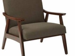 Carson Carrington Karkkila Mid century Arm Chair  Retail 209 49